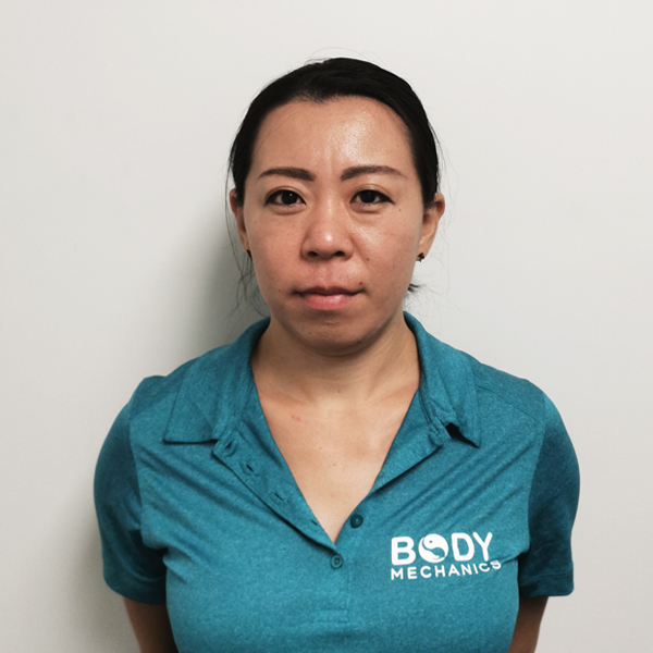 Mayumi Kawai Massage Therapist